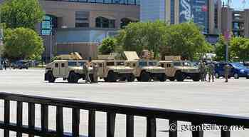 Movilizan Guardia Nacional en 11 estados de EU ante protestas - Puente Libre La Noticia Digital