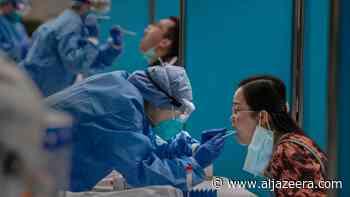China delay on coronavirus data 'frustrating' - WHO: live updates - Al Jazeera English