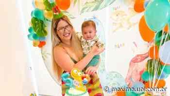 """Marilia Mendonça mostra detalhes da maternidade real e brinca com o """"ser mãe"""" - Máxima"""