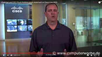 Wegen der Proteste in den USA: Cisco verschiebt Kunden- und Partnerveranstaltung