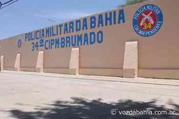 Brumado: Oficial da 34ª CIPM testa positivo para Covid-19 e Companhia será monitorada - Voz da Bahia