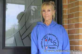 Orillia woman opens up about rare disorder, hopes others come forward - OrilliaMatters