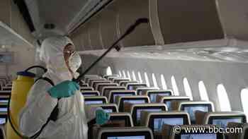 Coronavirus: Quarantine plan, NI hotels and Commons 'deadlock' - BBC News