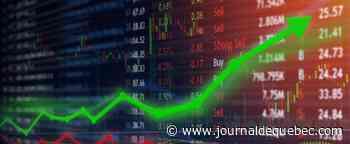 Un rebond boursier de plus de 35%