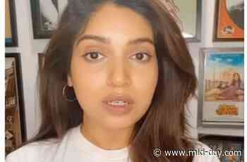 Bhumi Pednekar seeks to bring Bollywood together to celebrate World Environment Day! - Mid-day