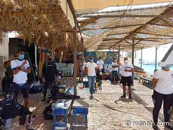 Egypt- Environment Ministry launches 'Clean Blue' counter-pollution initiative in Sharm El-Sheikh - MENAFN.COM