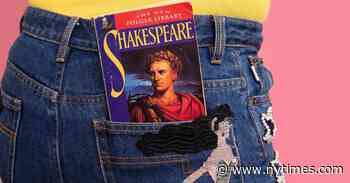 How Shakespeare Paperbacks Made Me Want to Be a Writer