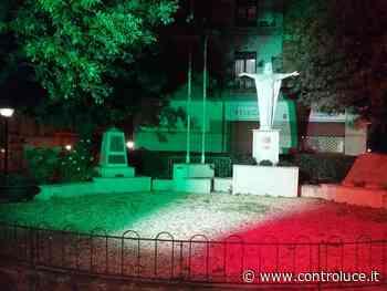 Festa della Repubblica: i luoghi simbolo di Albano Laziale si illuminano col Tricolore - Controluce Notizia