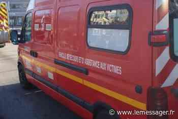 Rumilly : un conducteur de scooter gravement blessé dans un accident - Le Messager
