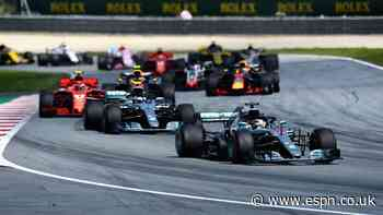 F1 announces dates for return to racing