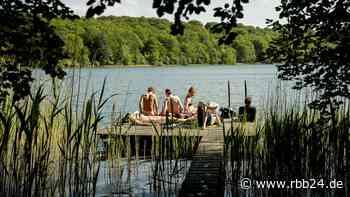 29-Jähriger schießt am Liepnitzsee bei Wandlitz (Barnim) mit Gasdruckpistole herum - rbb|24