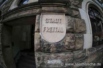 Freital verkauft Grundstück mit viel Grün - Sächsische Zeitung