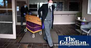 UK coronavirus death toll nears 50,000, latest official figures show - The Guardian
