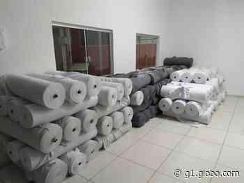 Polícia recupera R$ 100 mil em tecidos furtados em Apucarana - G1