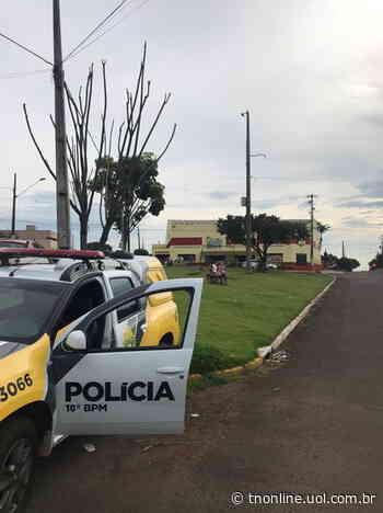 Uma lanchonete localizada no Jardim Ponta Grossa na Avenida Itararé em Apucarana foi alvo - TNOnline