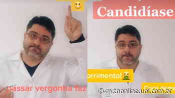 O médico ginecologista de Apucarana, Norberto José Maffei Júnior, usou o bom humor para fa - TNOnline