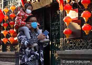 China delayed releasing coronavirus info, frustrating WHO - CNBC