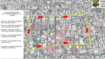 Reabrirán Centro de Tapachula con orden - Diario de Chiapas
