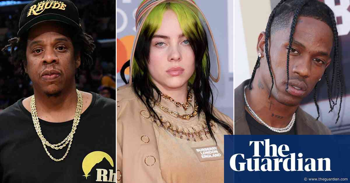 Billie Eilish, Jay-Z and more voice solidarity with George Floyd protesters - The Guardian