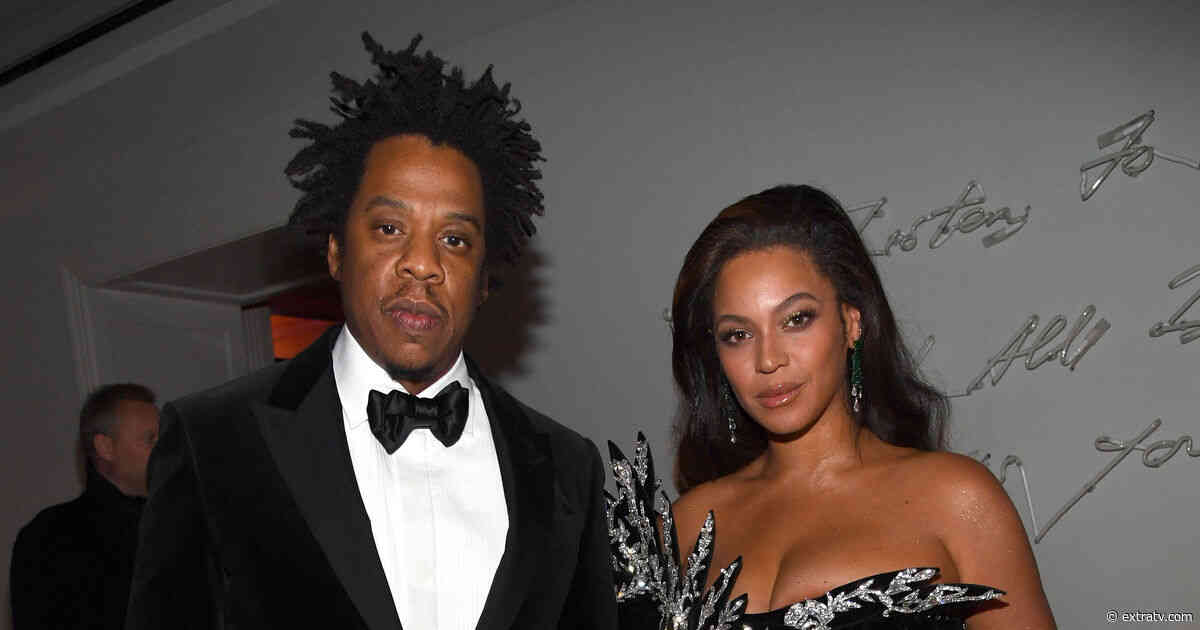 Beyoncé & JAY-Z Call for Justice in George Floyd's Killing - Extra