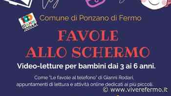 """Ponzano di Fermo: """"Favole allo schermo"""" - Vivere Fermo"""