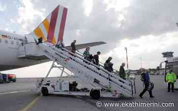 Coronavirus checks to be conducted according to airport, not country, Ilias Bellos | Kathimerini - www.ekathimerini.com