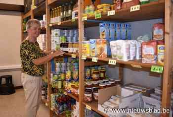 """Voedselbank groeit uit tot sociale kruidenier: """"Klanten voel... (Pittem) - Het Nieuwsblad"""
