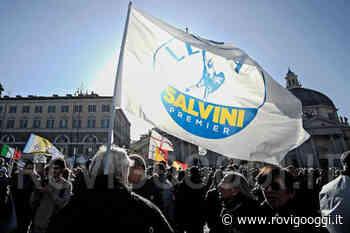 La Lega in piazza Garibaldi a Rovigo per il 2 giugno - RovigoOggi.it