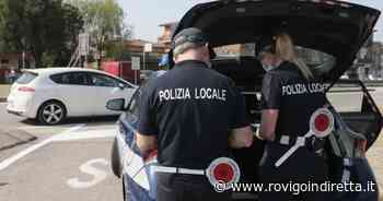 Cinque amici in auto senza mascherina: super multa da 2mila euro - RovigoInDiretta.it