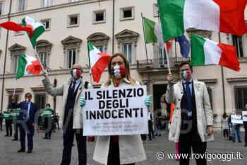 2 Giugno tutti in piazza a Rovigo. La manifestazione di Fratelli d'Italia e Forza Italia - RovigoOggi.it