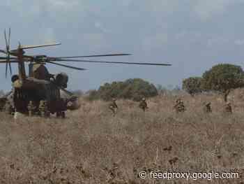 Israeli Air Force Pushes Hard For Chopper Pick