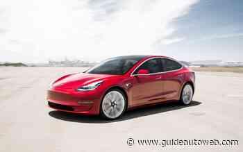 Tesla Model 3: solution au problème de peinture