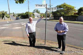 Traffic lights planned for Branyan Drive - Bundaberg Now