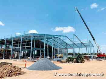 New Macadamias Australia facility on schedule – Bundaberg Now - Bundaberg Now