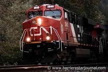 Investigators probe death of CN employee at Surrey rail yard - Barriere Star Journal