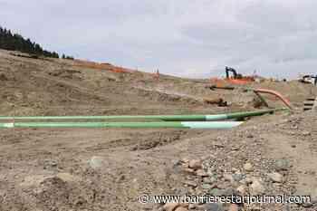 Trans Mountain starts B.C. leg of pipeline twinning project - Barriere Star Journal