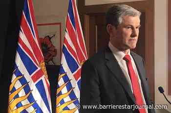 NDP getting COVID-19 wage subsidy 'indirectly,' BC Liberal leader says - Barriere Star Journal