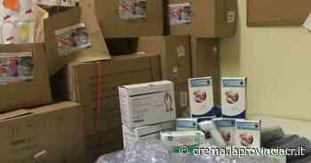 Donati ad Anffas Crema dispositivi di protezione individuale - La Provincia