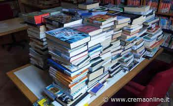 Biblioteca di Crema, nel primo giorno 728 libri - Crem@ on line