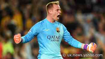 Ter Stegen contract talks halted by pandemic but Barca goalkeeper insists he's going nowhere