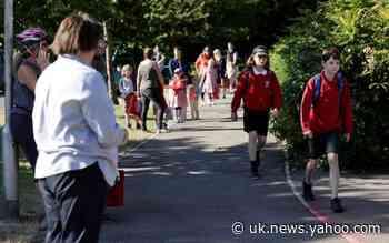 More children return to the classroom as schools begin to unlock