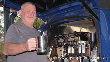 Beloved coffee van grinds to a halt - Gympie Times