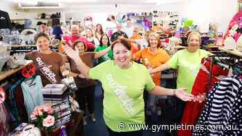 '200 extra': Why op shops opening means food for vulnerable - Gympie Times