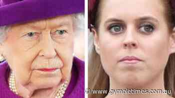 Beatrice's heavy wedding blow for Queen - Gympie Times
