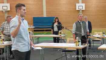 Gemeinderat Peiting: Florian Deibler Jugendreferent, Franz Seidel Behindertenbeauftragter | Schongau - kreisbote.de