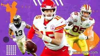 NFL ultimate all-conference teams: Best pro lineups from Big Ten, Big 12