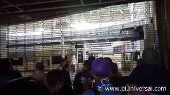 Reportaron situación irregular en la estación del ferrocarril Charallave Norte - El Universal (Venezuela)