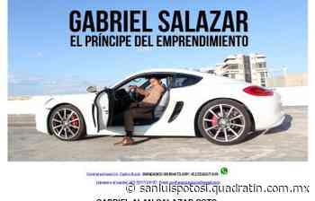 ¿Quién es Gabo Salazar, 'El Príncipe del Emprendimiento'? - Quadratín - Quadratín Michoacán