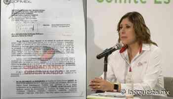 Salud de SLP y Salazar Soto son acusados de falsificar fianza - La Orquesta