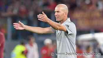 Salazar, el canterano que tiene enamorado a Zidane - bernabeudigital.com